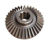 Quality Custom High Precision Steel Pinion Straight Tooth Bevel Gear 8.0mm - 200mm OD for sale