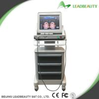 Quality Vertical HIFU face lift skin tightening and skin rejuvenation machine for sale