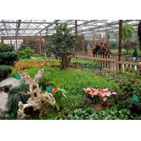 Quality Small Size Double Wall Greenhouse Single Span Agricultural Greenhouse for sale