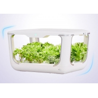 Quality PVC 15 Holes 24V Vertical Hydroponic Growing Systems for sale
