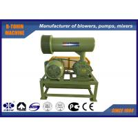 Quality Small EnergyConsumption Roots Pneumatic Conveying Blower with Air Cooling type for sale