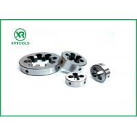 Quality Open Mouth Thread Cutting Dies , Adjustable Hex Rethreading Dies For Cutting for sale