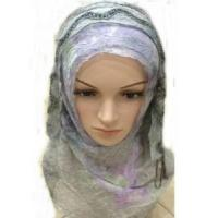Quality Crinkle Hijab Scarf (LC-C034) for sale