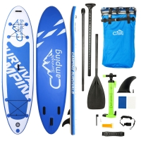 Quality Adult Entry Level 15 Psi 320*81*15cm Womens Inflatable SUP for sale
