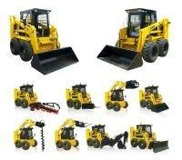 Buy cheap JC60 Skid Steer Loader with Options from wholesalers