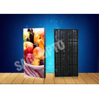 Quality High Brightness LED Curtain Screen LED Window Signs Indoor Fireproof for sale