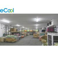 Buy cheap Steel Structure PU Panel Assembling Cold Chamber For Fruits And Vegetables from wholesalers