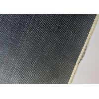 Quality Heavy Denim Material Fabric 100% Cotton Composition 25oz W93933 Shrink Resistant for sale