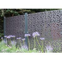 Quality Rectangular / Square Stainless Steel Decorative Panels Various Material Available for sale