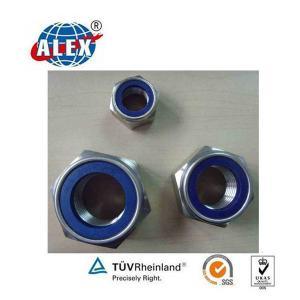Fasteners Rail Nylon Locking Nut