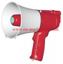 Quality Police Megaphone and Small megaphone Amplifier speaker megaphone Waistband megaphone for sale