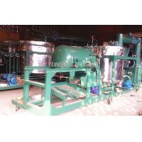 Quality Multifunction Waste Oil Refining Equipment , Used Lube Oil Re Refining Plant for sale