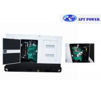 Buy cheap 30kVA Land Use Cummins Diesel Generator Installed in Soundproof & Weatherproof Canopy product