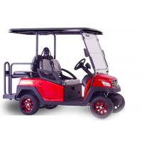 China Special Design Electric Car Golf Cart , Multi Functional Motorised Golf Trolley on sale