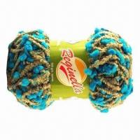 China Knitting Yarn for Scarves, Garments and Hand Knitting, Ideal for Promotions on sale