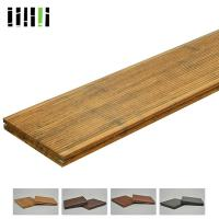 Buy cheap Prefabricated Water Proof Solid Bamboo Flooring Fireproofing 18mm Thickness from wholesalers