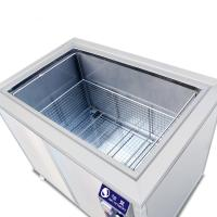 Buy cheap Heavy Duty Industrial Ultrasonic Cleaner 34.2 KW For Jet Engine Maintenance from wholesalers