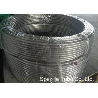 Quality Drawn 1.4301 Stainless Steel Coiled Tube Tig Welding Pipe 1.00 Thickness for sale