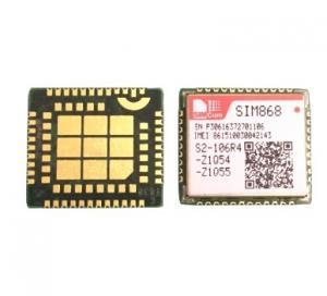 Quality SIMCOM SIM868 GPS GSM BT module for sale