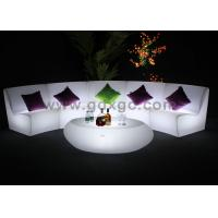 Wireless Remote Control 16 Colors Chaning Plastic LED Event Coffee Tables For PARTY PACKAGE DESCRIPTION