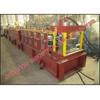 China Steel C Shape Purlines Rollforming Machine for Web Sizes of 100mm, 125mm, 150mm, 175mm, 200mm, 250mm on sale