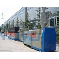 Strapping band production line