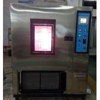 Buy cheap Accelerated Circulation System Climatic Uv  Xenon Aging Test Chambers 280-400nm High Temperature Aging Chamber product