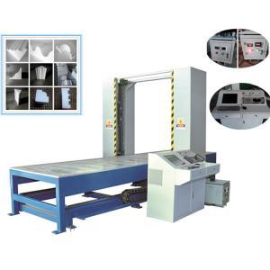 Quality Eps Polystyrene CNC Horizontal Block Insulation Board Sheet Cutting Machine for sale