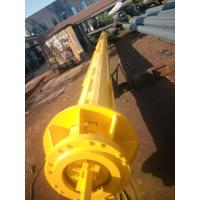 Quality Construction Friction Or Interlocking Type Kelly Bar Drilling Tools , Rotary Piling Rig Parts for sale