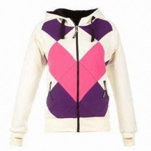 China Ladies' Fleece Jacket on sale