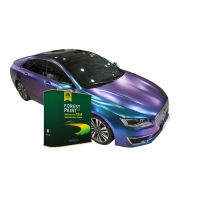 Quality Solid Car Body Filler Hardener Strong Adhesion 2k Metallic Paint for sale