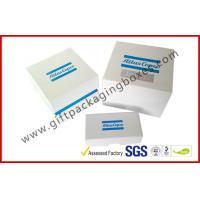 Buy Coated Paper Board Gift Box For Packing, Fashion Printed Rigid Gift Boxes With Sponge Tray at wholesale prices