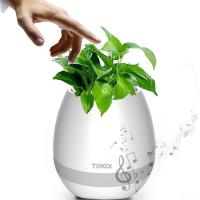 Buy cheap Smart Portable LCD Music flower disk with bluetooth ,touch sensor product