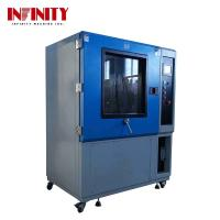 China 220V 50Hz IEC60529-2001 Dust Environmental Test Chamber on sale