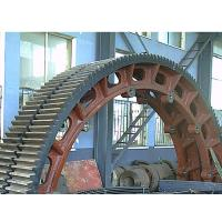 Quality big transmission machine spur gears High Precision Big Bevel Gear with cheap price made in China for sale