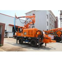 Quality Robot Arm Tunneling Wet Mix Shotcrete Pump Machine for sale