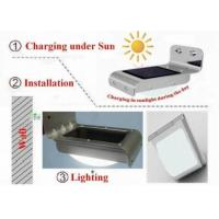 Quality Nice design Solar wall light B with global good market for sale