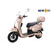 Buy cheap Hand Brake 650W Ladies Electric Scooter 60v 20ah Alloy Wheel Rear from wholesalers