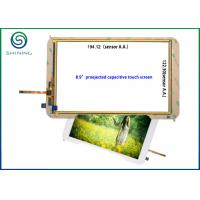 Quality 3.3V - 5V 8.9'' Capacitive Monitor Touch Panel 85% Transmitaance for sale