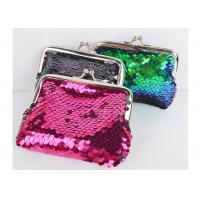 Quality Fashion Sequin Coin Purse Bag Lady Cosmetic Bag Mermaid sequined purse Makeup Bag for sale