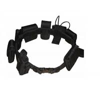 Quality High Density Nylon Tactical Unity Belt Adjustable Size with Different Kinds of pouch for sale