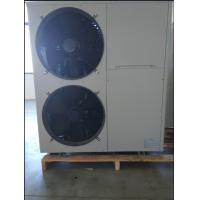Buy cheap EVI Low Tem Swimming Pool Heat Pump , Cold Climate Water To Air Heat Pump from wholesalers