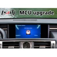Buy Android 7.1 Video Integration GPS Navigator Box for Lexus Is 300h Mouse Control at wholesale prices