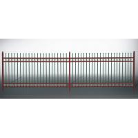 Quality Exterior Villa Security Child Safe Pool Fence of Hot-Dipped Galvanized for sale