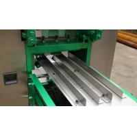 Buy cheap Stainless Steel Cotton Pad Machine Surgical Cotton Machinery , CE Approval product