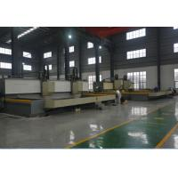 Quality High speed CNC tube sheet drilling machine THD60/2, max.size 6000x6000mm for sale