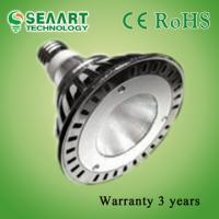 Quality E27 / GU10 Base 7W Patent LED Spot Lamps With 38 Degree For Supermarkets Lighting for sale