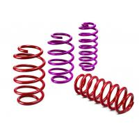 Quality Professional Car Suspension Springs With Good Elasticity Lightest Load for sale