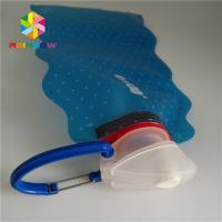 Buy cheap Customized Spout Pouch Packaging , Plastic Foldable Drinking Water Bag from wholesalers