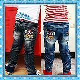 Children Clothes Super Mary Jeans (Hz017)